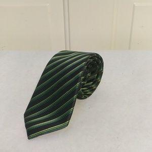 Geoffrey Beene polyester men's tie